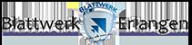 Blattwerk Erlangen Logo